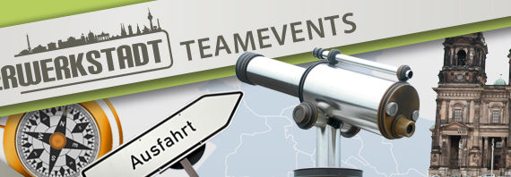 Teamevents in Berlin BEst of