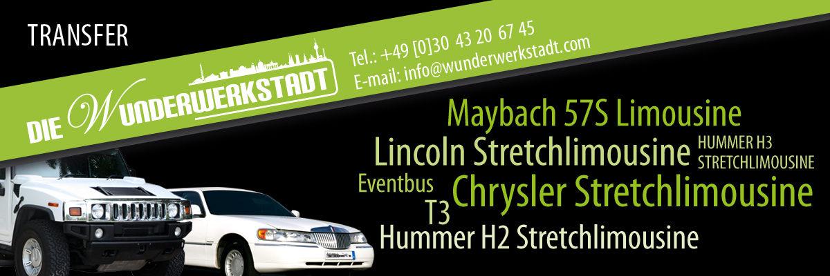 Permalink auf:Besondere Transfer-Fahrzeuge in Berlin