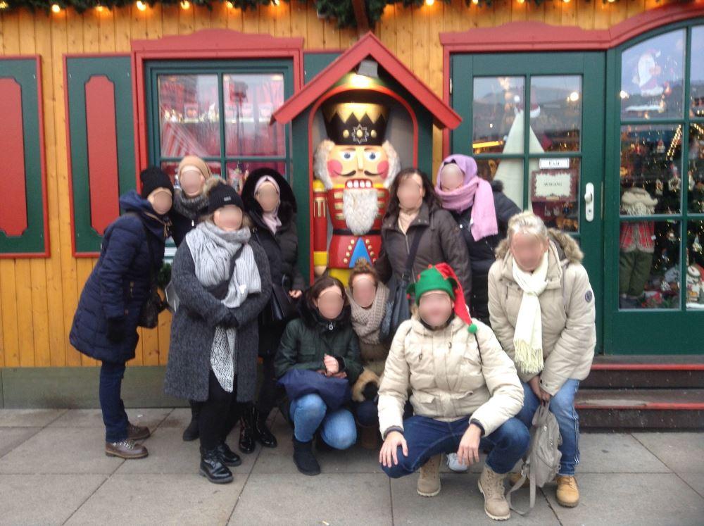 Teamspiele Weihnachtsfeier.Weihnachtsfeier Berlin Weihnachts Rallye Teamevents